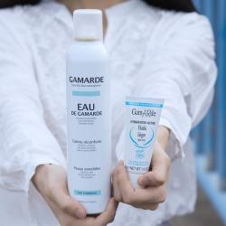 【法國有機保養品牌推薦】GAMARDE珂瑪德舒緩活泉噴霧及天然有機保濕乳液實測